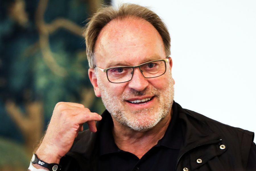 Dieter Lutz, Cheftrainer, Coach, ERC Business Coaching